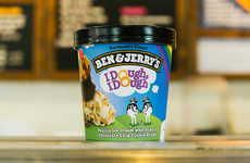 Marriage Equality Dessert Ads - Ben & Jerry's 'Love is Love' Campaign Supports Same-Sex Marriage