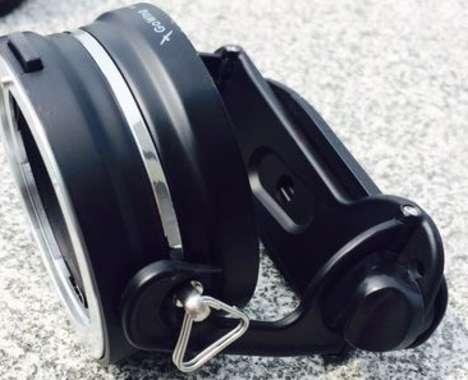 Camera Lens Flippers