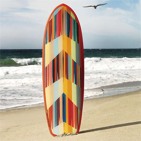 29 Avant-Garde Surfboard Innovations - From Surfboard Exercise Machines to Surfboard Beach Chairs