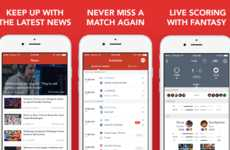 This App Provides News and Updates From Competitive Gaming Leagues