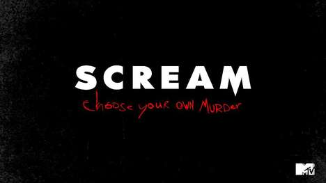 Immersive Horror Videos - This Promotional Game Lets User Choose Their Own Terrifying Adventure
