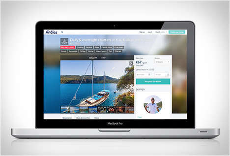 Short-Term Boat Rentals - This New Rental Service Wants to Make Boat Holidays More Accessible