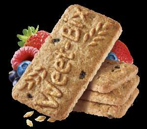 Fibrous Breakfast Biscuits - The Mouthwatering Weet-Bix GO Biscuits Are a Convenient Morning Snack
