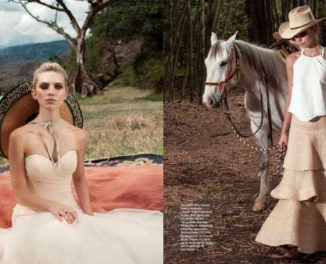 Dreamy Wedding Editorials