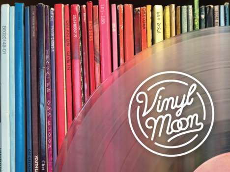 Vinyl Mixtape Subscriptions - Vinyl Moon's Service Supplies Members with Curated Songs on Records