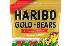 Christmas Edition Gummy Bears