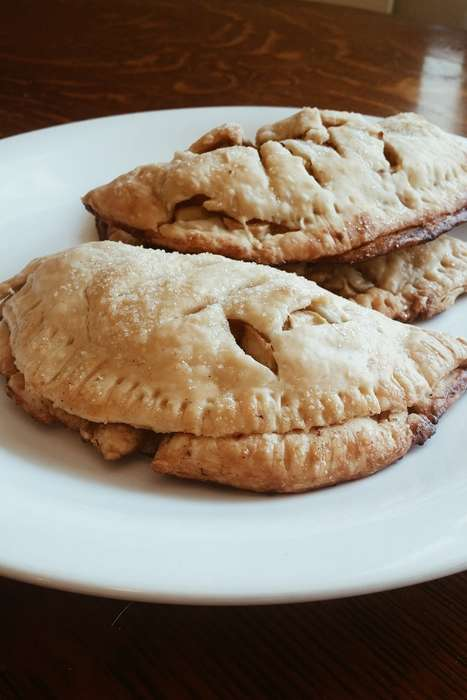 Hand-Held Apple Pies - These Apple Hand Pies are Sure to Become a 4th of July Classic