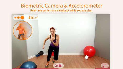 Real-Time Workout Apps - Fitnet Connects App Users to Live Personal Trainers