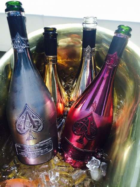 Pinot Noir Champagne - Armand de Brignac Recently Launched Its Most Expensive Champagne