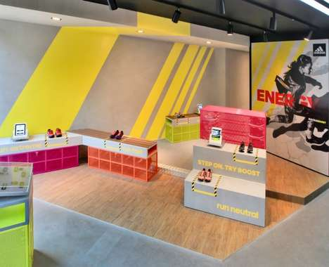 Running Experience Retail Concepts