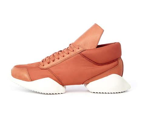 Hybrid Platform Sneakers