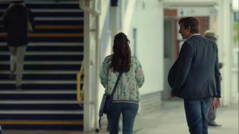 Awkward First Date Ads - This Ad Shares One Couple's Awkward Date Ending with a McDonald's Big Mac