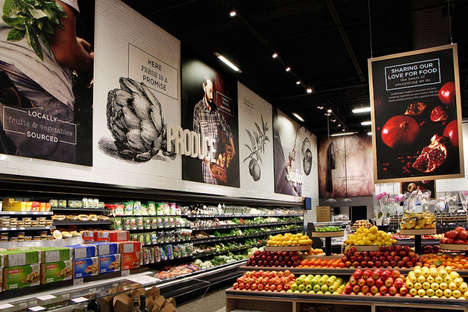 100 Grocery Store Innovations - From Shopping Survey Tablets to Waste-Free Grocer Concepts