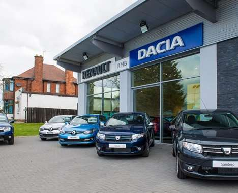 Six-Car Showrooms