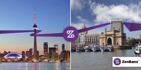 Mobile Banking Ventures - ZenBenx is an Innovative New Service Perfect for Roaming Millennials