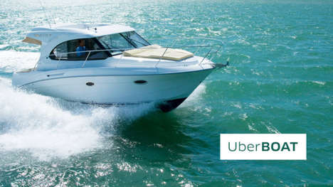 Boat-Chartering Services - The Arrival of UberBOAT in Istanbul is Making Waves