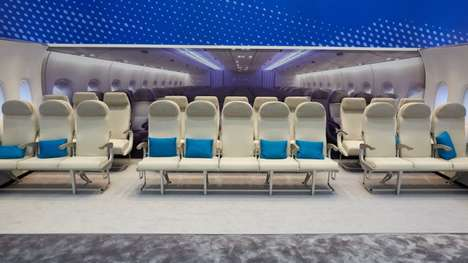 Air-Purifying Cabins - Lufthansa's A380 First Class Cabins Include Humidifiers for Fresher Air
