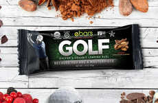 Sports Snack Bars - eBars' Sports Bars Cater to the Needs of Golfers and Runners