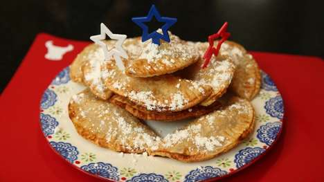 Deep-Fried Apple Pies - This Decadent Apple Dessert is a Fun Twist on America's Favorite Pie