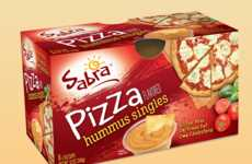 Pizza-Flavored Hummus - Sabra Hummus' Latest Creation Tastes Like a Cheesy Pizza