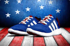 The adidas Pure Boost Sneaker Comes in an American Version