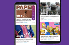 Time-Sensitive News Apps - The 'Few Minutes' App Helps Users Sort Through the News More Quickly