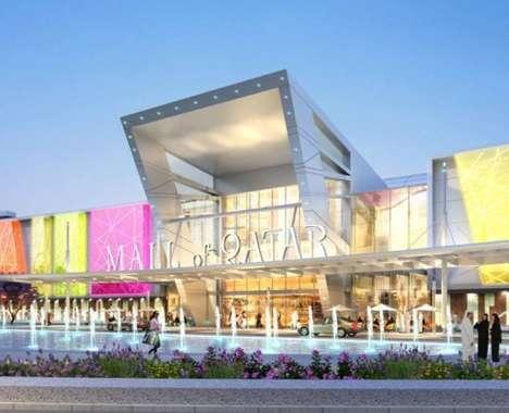 Oversized Shopping Centers