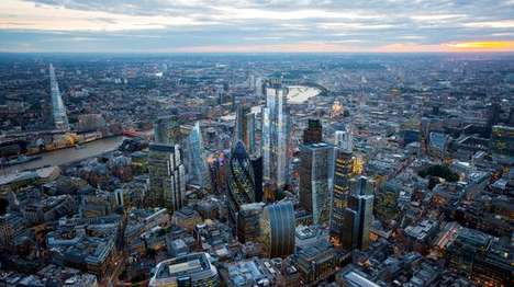 Wellness-Encouraging Skyscrapers - The 22 Bishopsgate Tower is Designed to Promote Occupants' Health