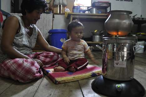 Smokeless Cookstoves - This Clean Cookstove Prevents Exposure to Harmful Cooking and Heating Fires