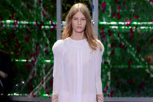 The Christian Dior Fall Couture Line Refashions Traditional Looks