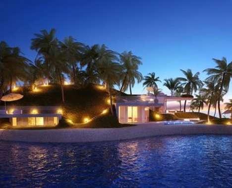Opulent Private Islands
