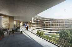 A Project at a Swiss University Will Have Plenty of Greenery
