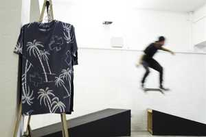 Streetwear Brand Surf Liquor is Behind This Pop-Up Shop and Skate Park