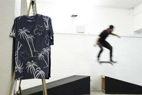 Branded Pop-Up Skate Parks - Streetwear Brand Surf Liquor is Behind This Pop-Up Shop and Skate Park