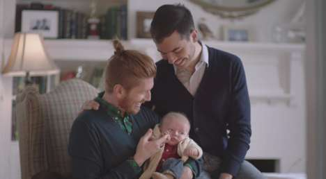 Family Diversity Ads - Tylenol's #HowWeFamily Commercial Celebrates Same-Sex and Interracial Bonds