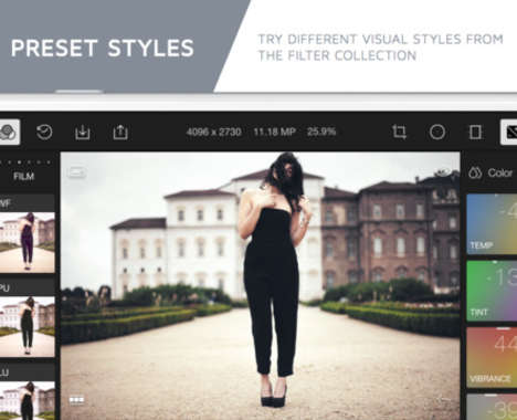 User-Friendly Photo Editing Apps