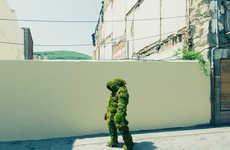 Los Hombres de Musgo by Gem Fletcher is a Surreal Nature-Loving Photoshoot