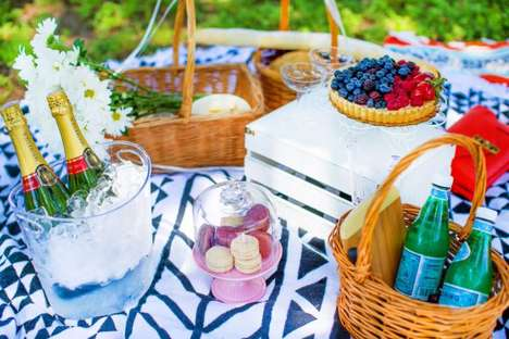 Picnic Basket Deliveries - Merienda Picnic is an On-Demand Service Perfect for Summer Weekends
