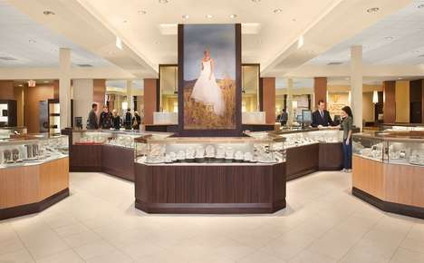 Lifestyle Accessory Stores - The Galleria of Jewelry Opens a Specialty Le Vian by Jared Shop