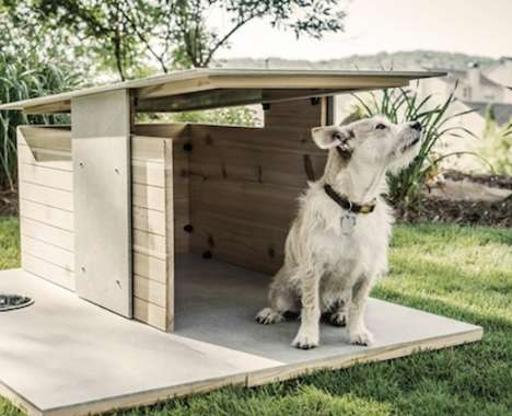 Modern Dog Houses