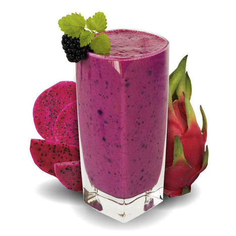Exotic Instant Smoothies - Pitaya Plus' Dragon Fruit Smoothie Packs Supply a Superfood Boost