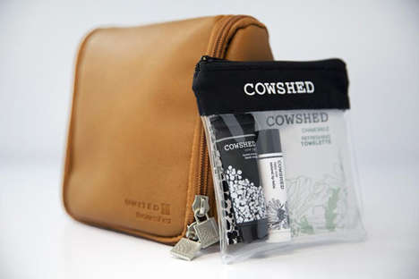 Revitalizing Travel Kits - These Herbal Care Packages are Stuffed with Organic Travel Essentials