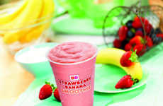 Fast Food Fruit Smoothies