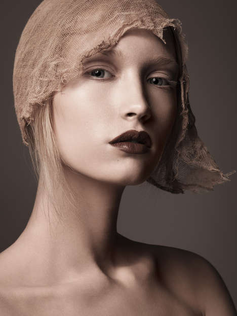 Nude Beauty Photoshoots - Fade into You by Weronika Kosinska Features Izabela Szelagowska's Work
