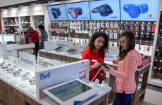 Experiential Electronic Stores