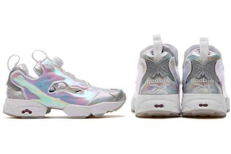 Disney Princess Sneakers - The Reebok x Disney Collaboration Reiterates the Insta Pump Fury