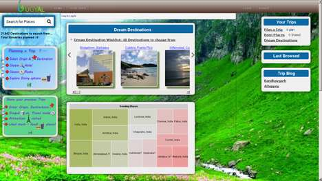 Itinerary Sharing Platforms - This Website Lets Users Share and Compare Their Travel Itineraries