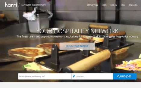 Hospitality Hiring Platforms - This Online Marketplace Helps Employers Find Hospitality Workers