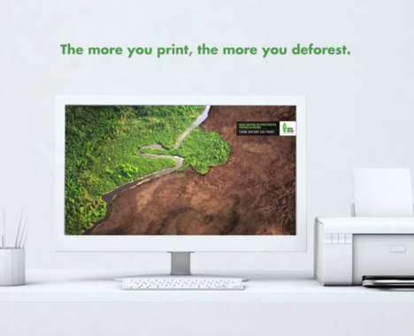 Desktop Deforestation Wallpapers