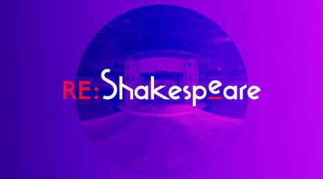 Remixed Literary Apps - Samsung Makes Modern Shakespeare Accessible to Young Students